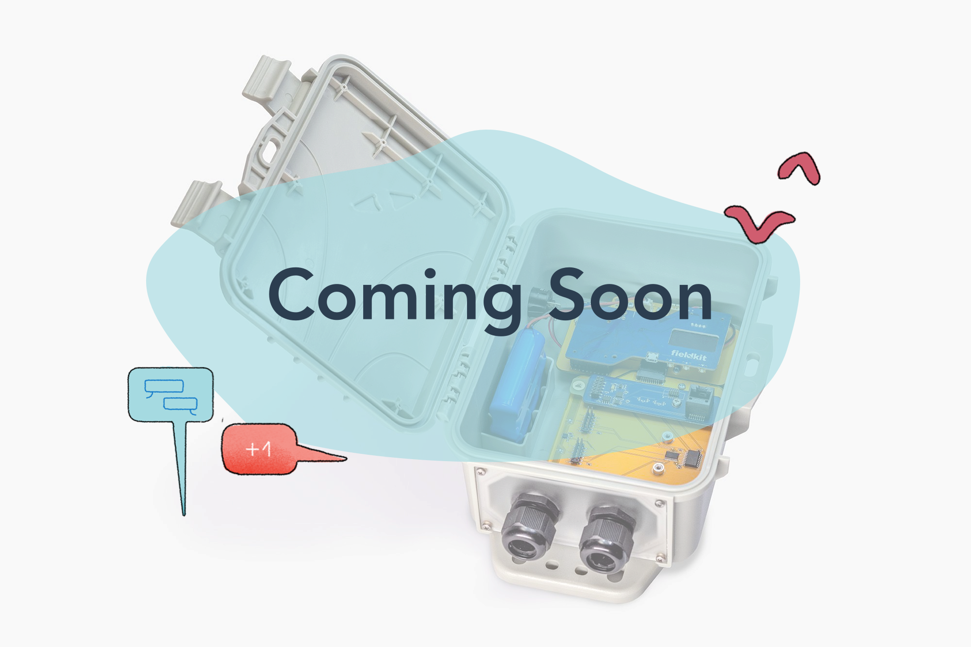 Coming Soon FieldKit Air Quality