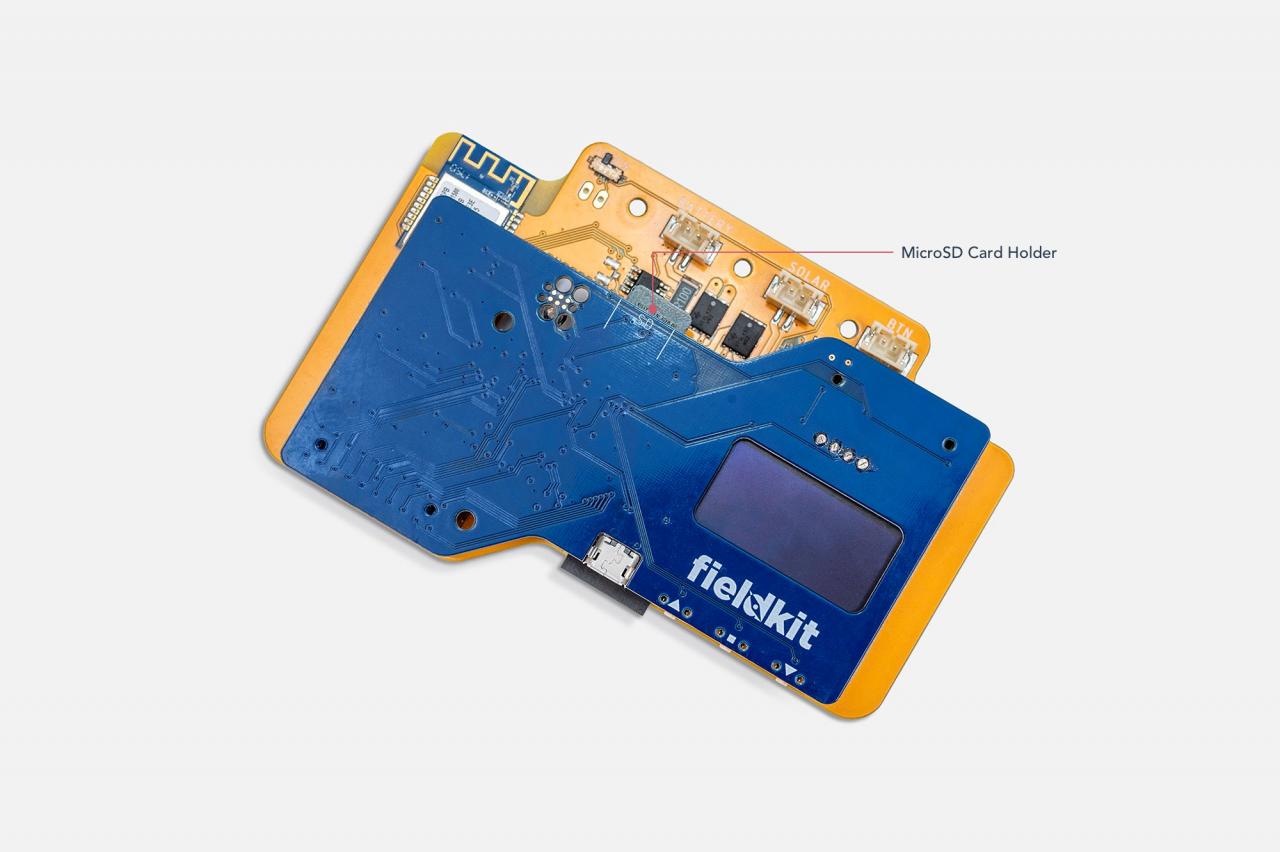 microSD Card Holder