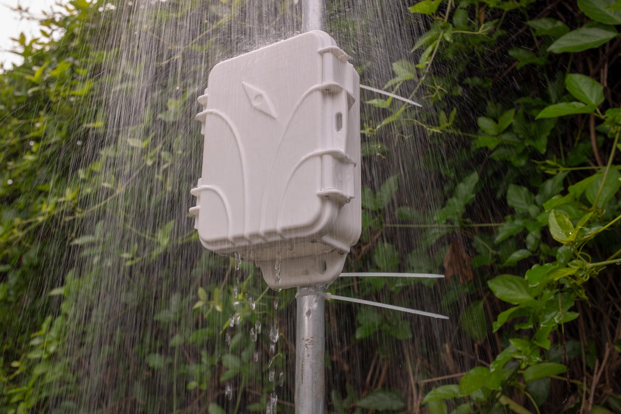 FieldKit Testing Water